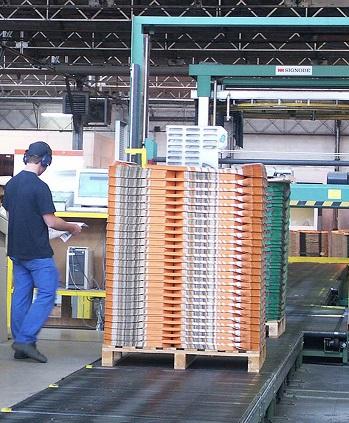 réduction du poids des emballages et utilisation de produits sans solvant